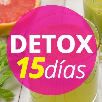 Detox 15 Días
