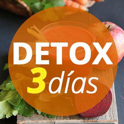 Detox 3 Días