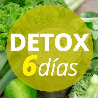 Detox 6 Días